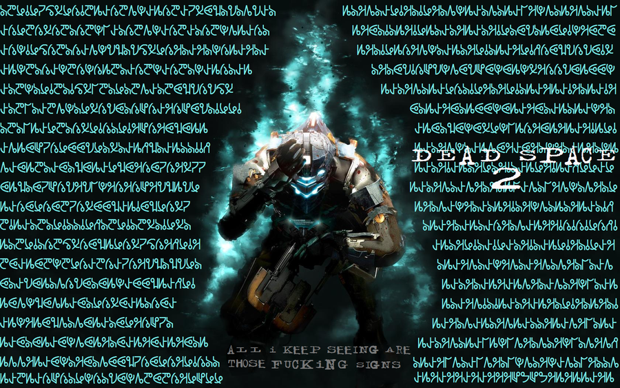 Dead Space 2 Wallpaper by Ochomari on DeviantArt