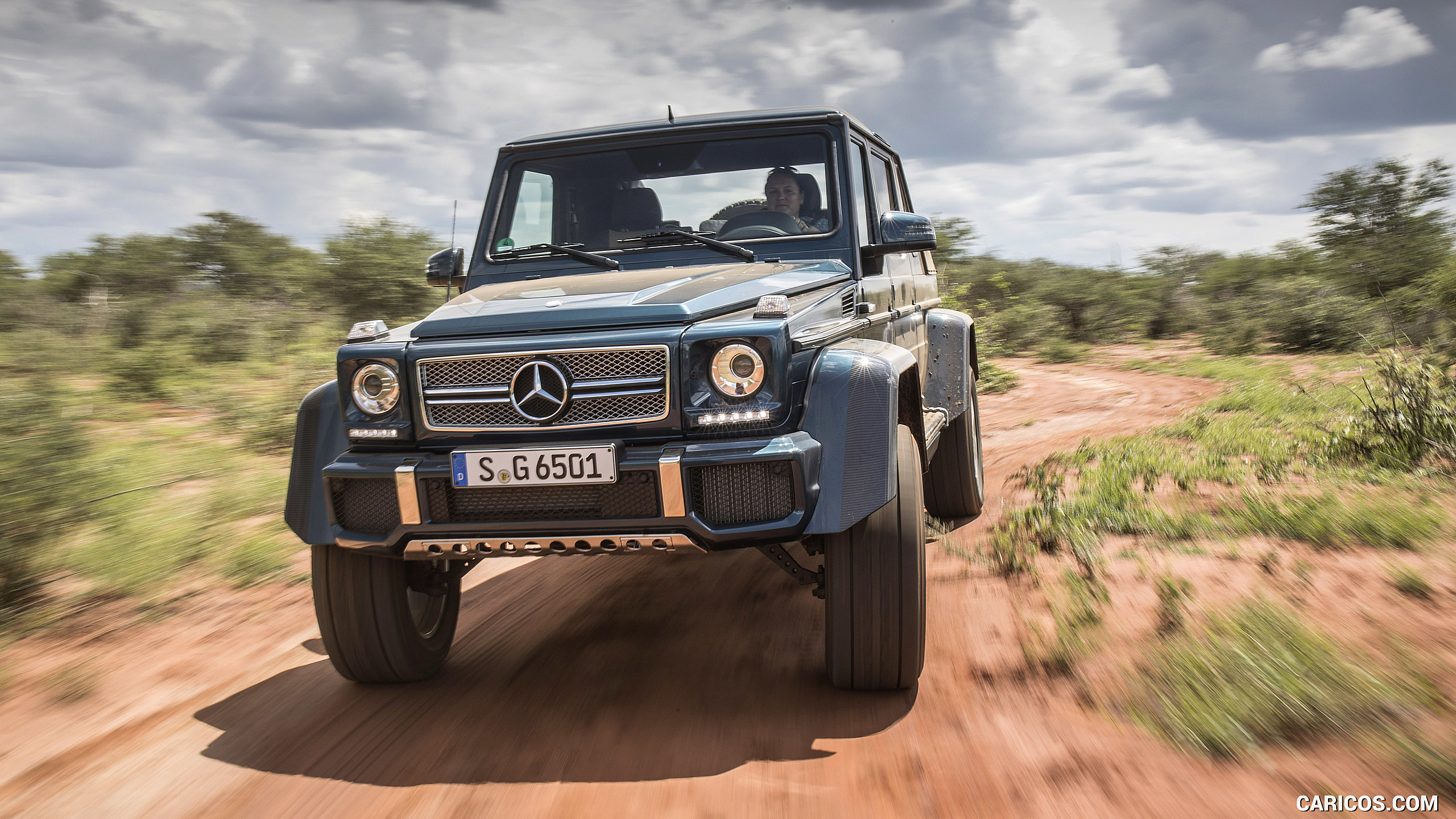 Free download 2018 Mercedes Maybach G 650 Landaulet Off ...