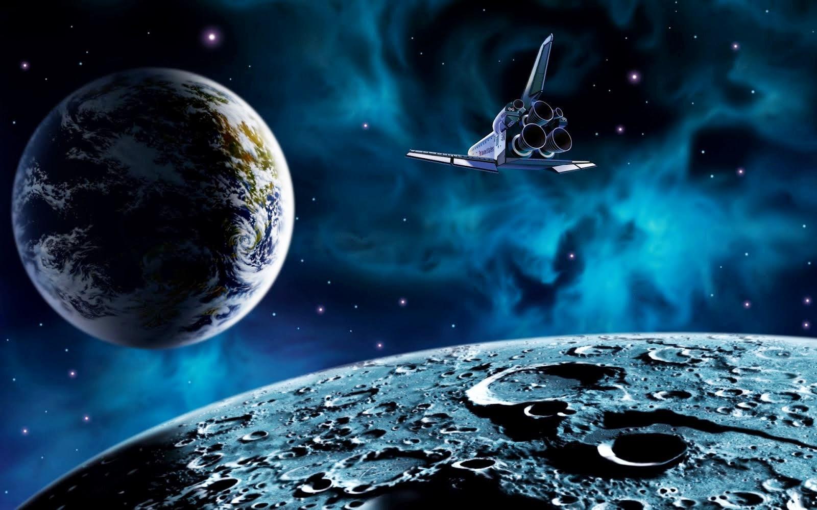 Space art wallpapers wallpapersafari - Space explorer wallpaper ...