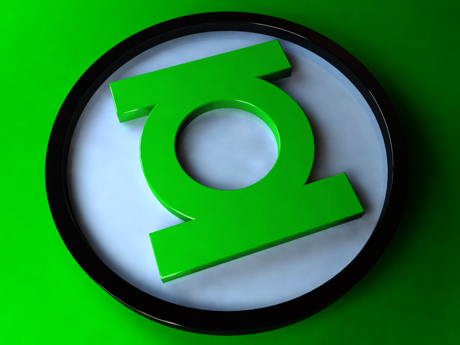Green Lantern Comics Logo Minimal HD Wallpaperswallpapers 1600x1200