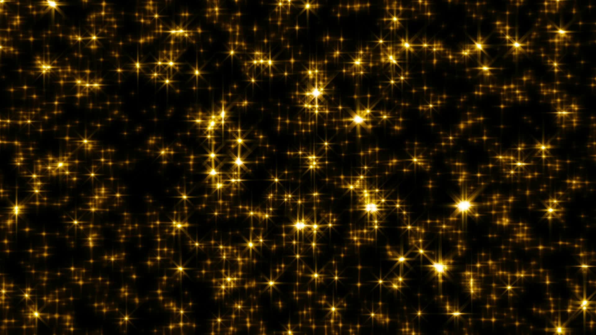 Gold black pattern