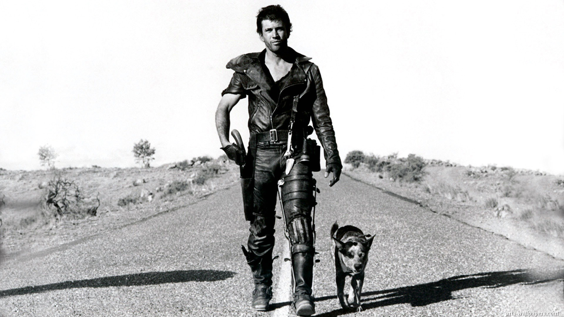 Mad Max Movie HD Wallpaper Widescreen The Road Warrior 1981 1920x1080