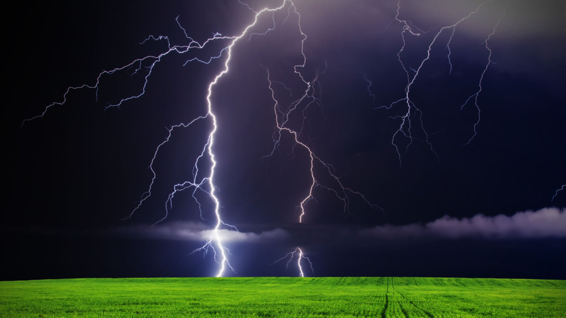 Lightning Storm Wallpapers HD 1920x1080