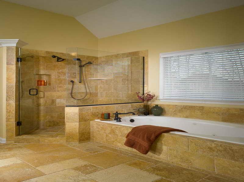 Half Bath Wallpaper Ideas