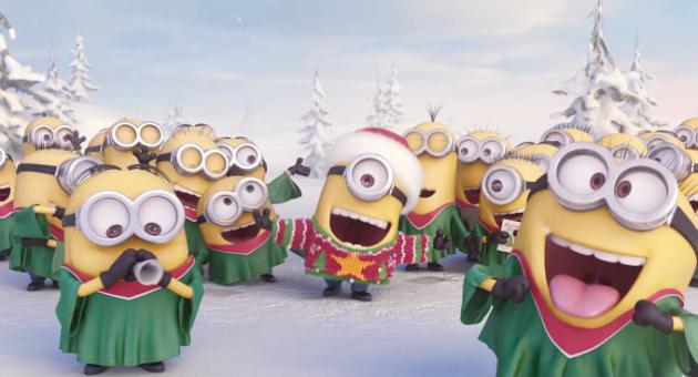Lucunya Lagu Jingle Bells Versi Minions Kabar Berita Artikel 630x340