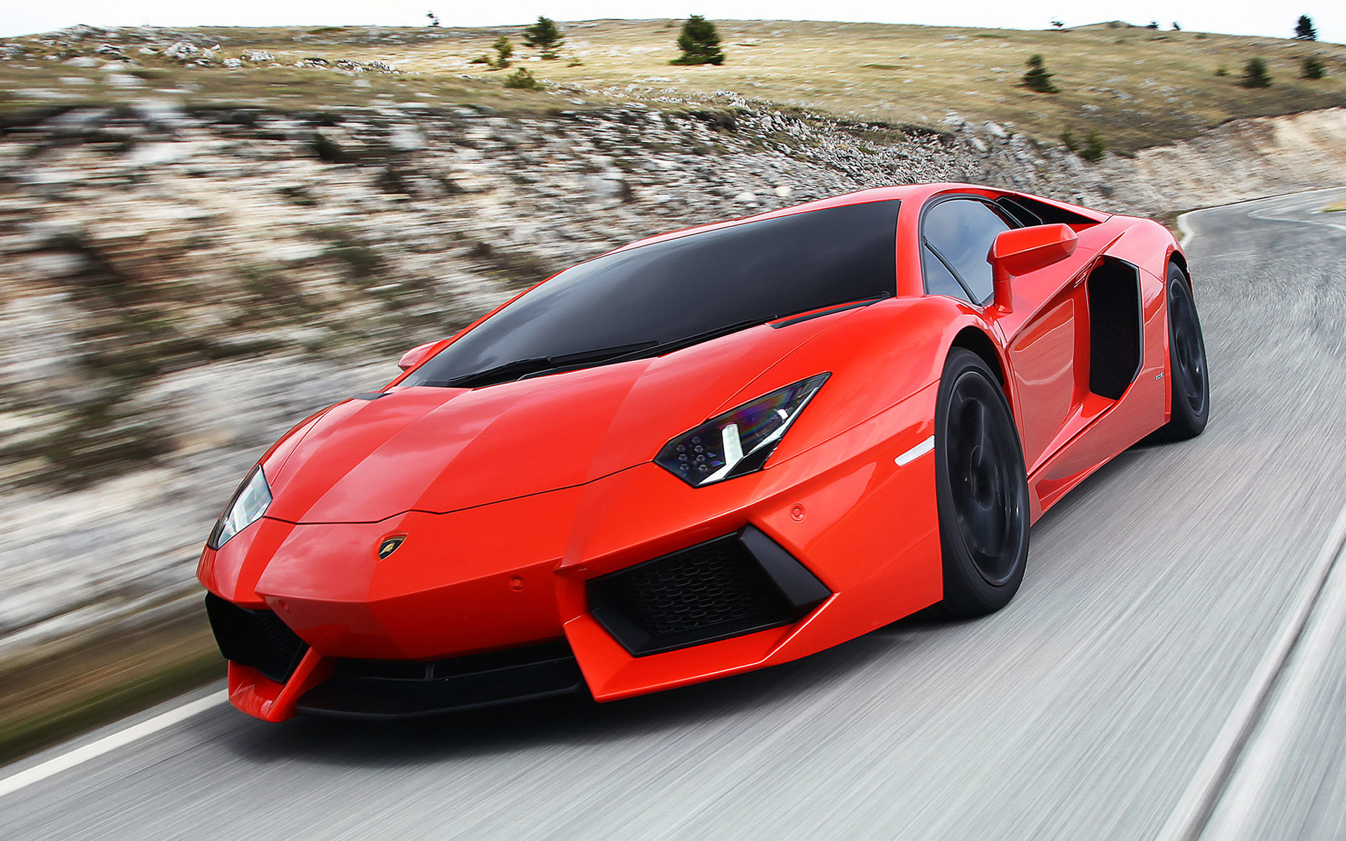 Lamborghini Aventador LP700 4 Wallpaper HD Car Wallpapers 1920x1200