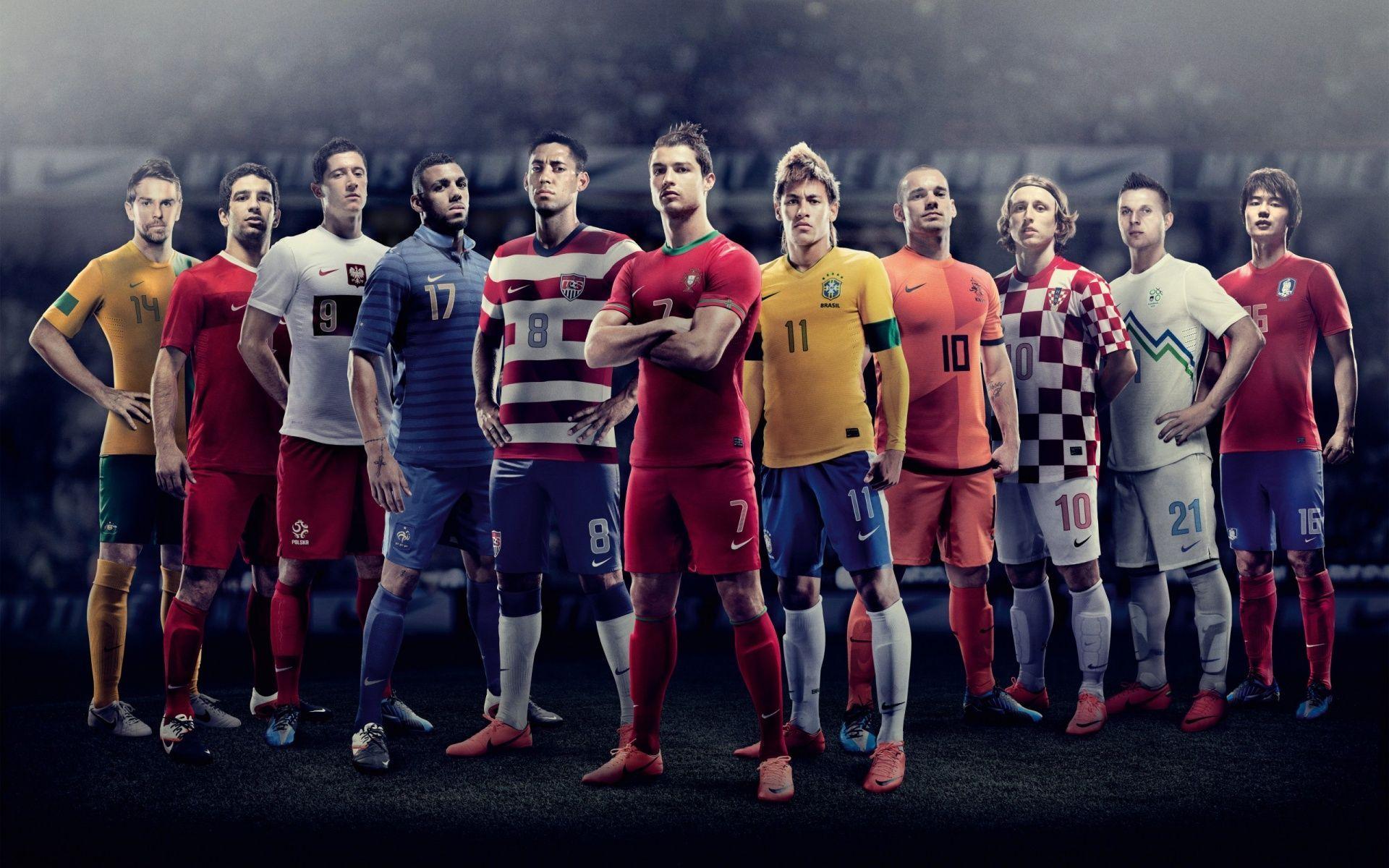 Football Players HD Wallpapers   Top Football Players HD 1920x1200
