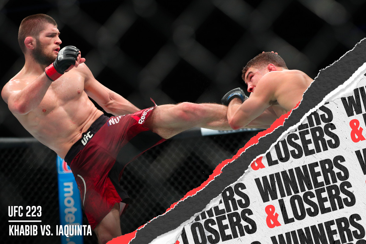UFC 223 Khabib vs Iaquinta   Winners and Losers   Bloody Elbow 1200x800