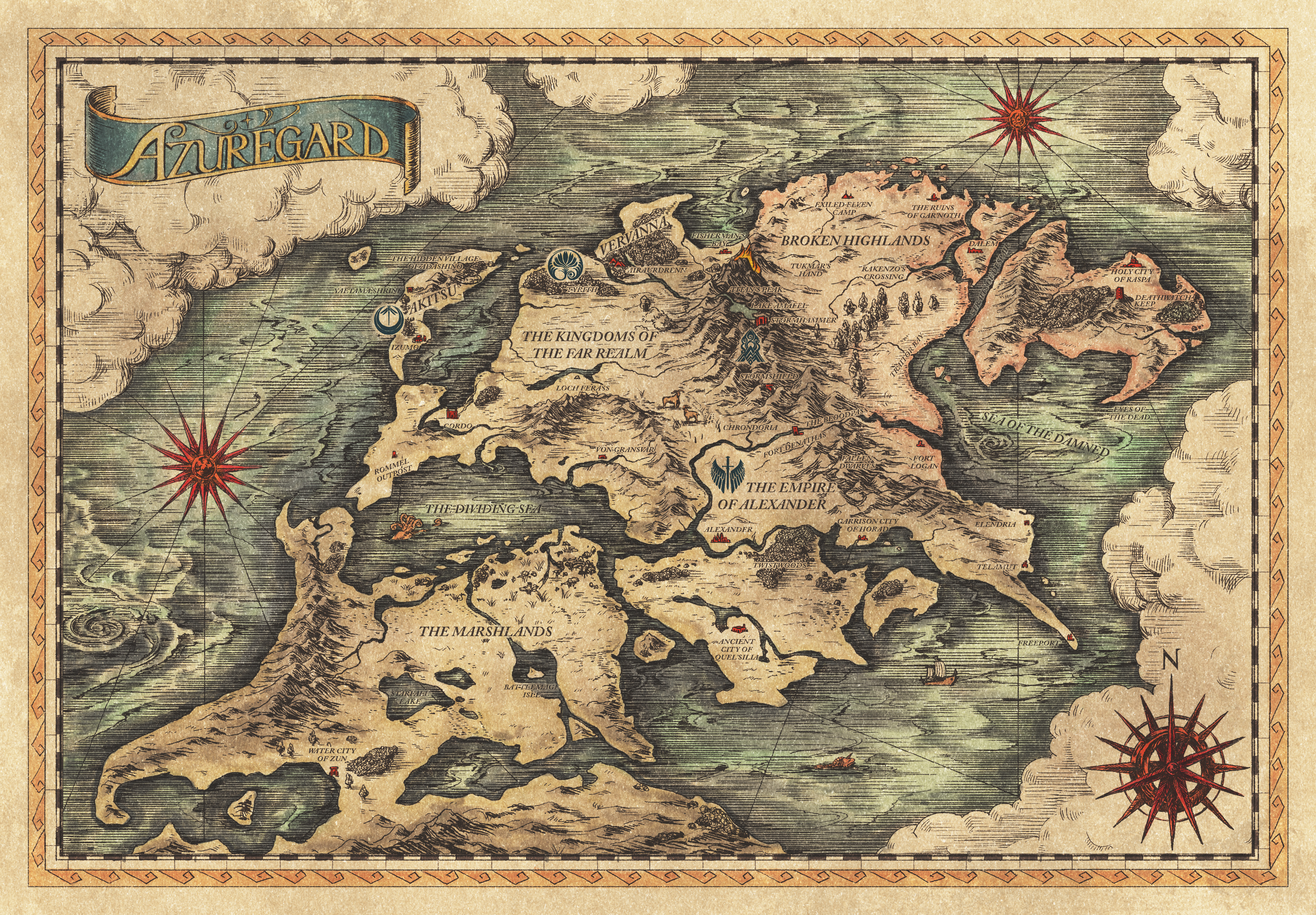 Westeros wallpaper wallpapersafari game of thrones world map wallpaper anime game map h wallpaper 4200x2920 gumiabroncs Image collections