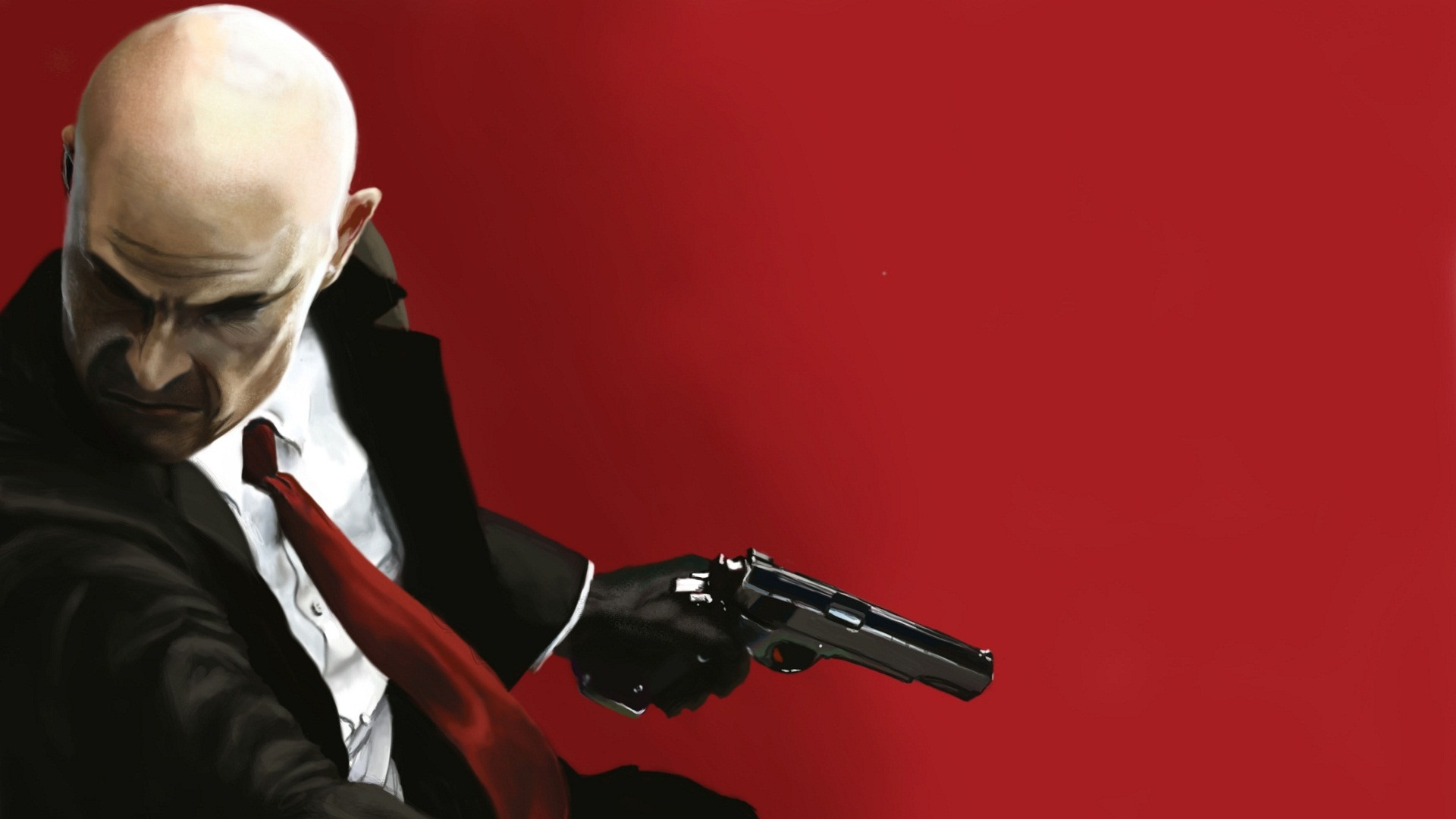 Pics Photos   Hitman Absolution 1080p Wallpaper 1920x1080
