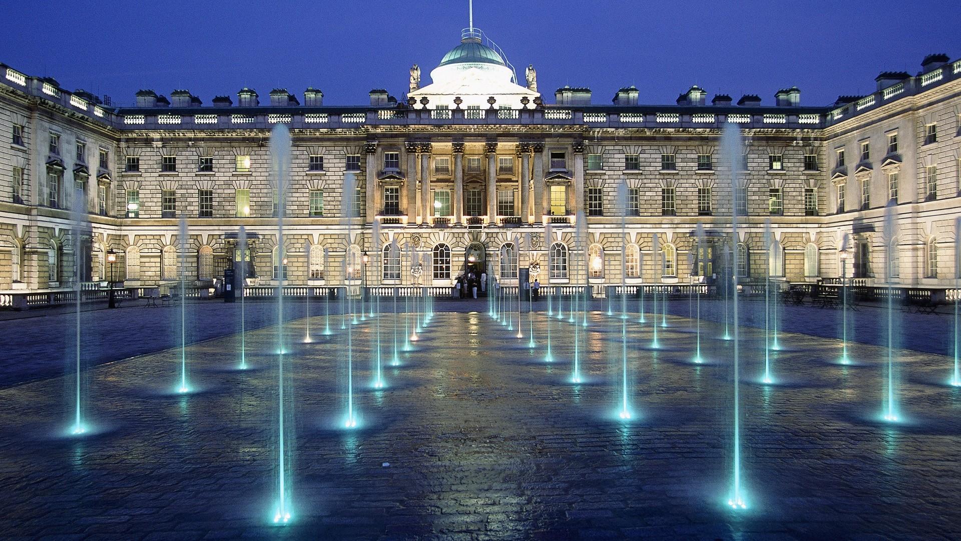 Somerset House, London, England - Wallpaper #36661