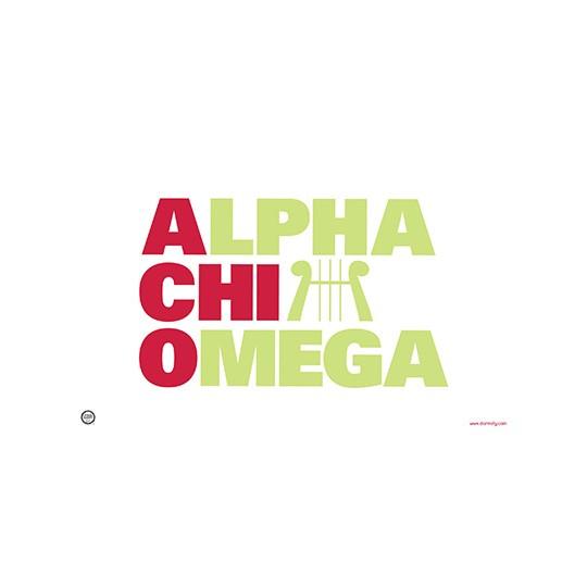 Alpha Chi Omega MobileDesktop Wallpaper 540x540
