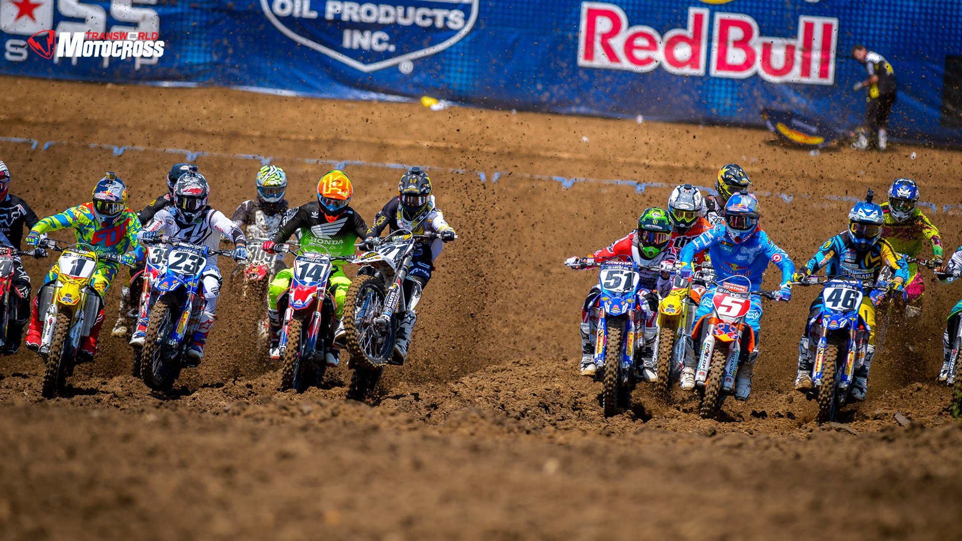 2015 Muddy Creek MX Wallpapers 1920x1080