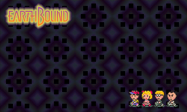 Earthbound Wallpaper Earthbound wallpaper by 600x360