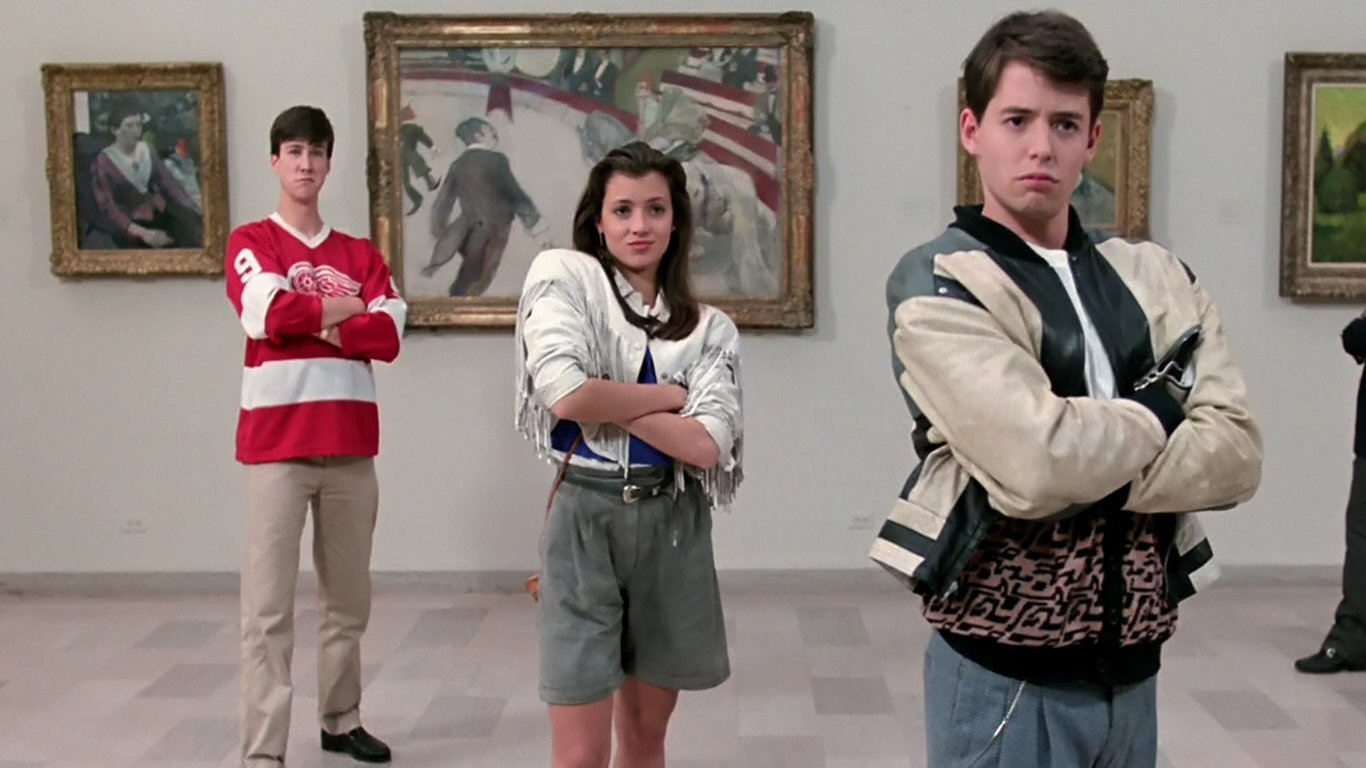 3 Ferris Buellers Day Off HD Wallpapers Background Images 1366x768
