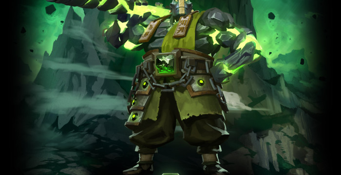 Dota 2 Earth Spirit   Dota 2 Wallpaper 700x360
