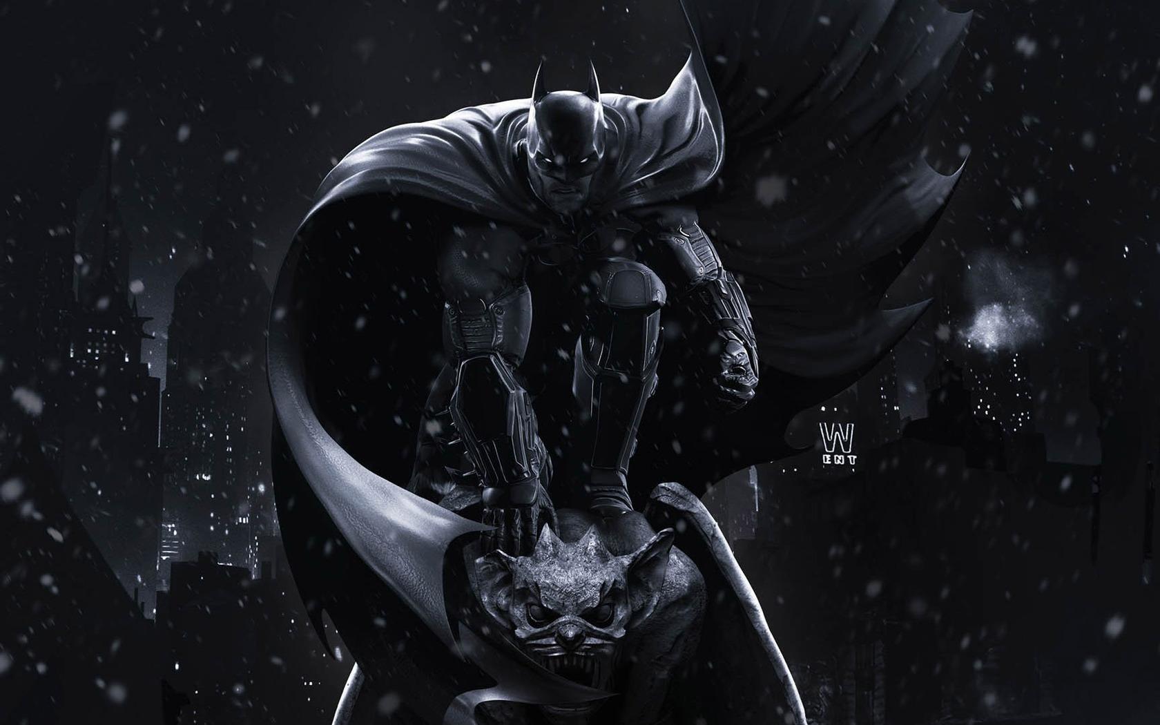Download Batman   Arkham Origins wallpaper 1680x1050
