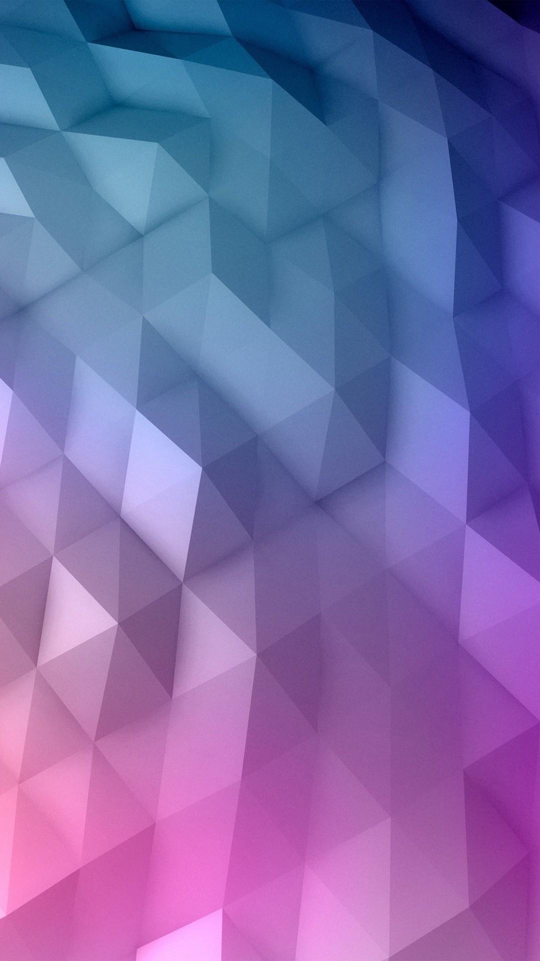 Gradient Geometry Wallpaper iPhone 6 Plus preview 1080x1920