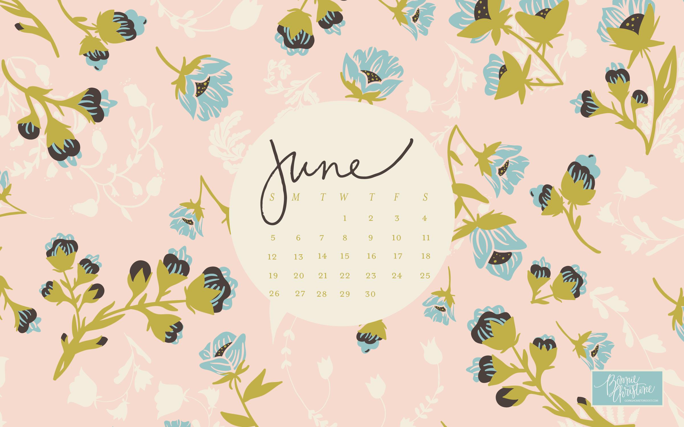 June 2016 Desktop and Smartphone Backgrounds 2400x1500