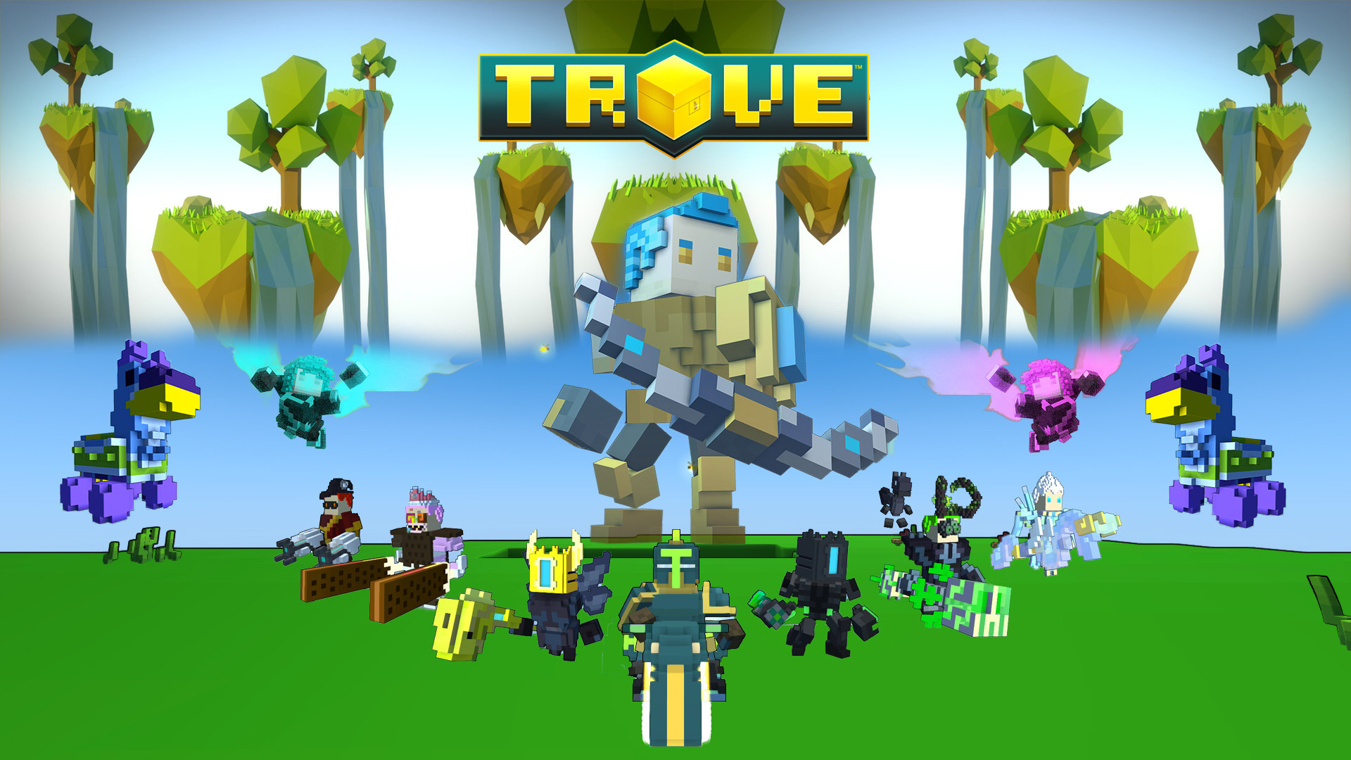 how to get banners in trove