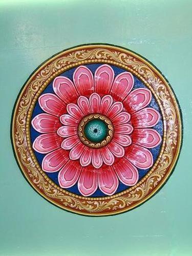 mandala visual meditation Pinterest 375x500