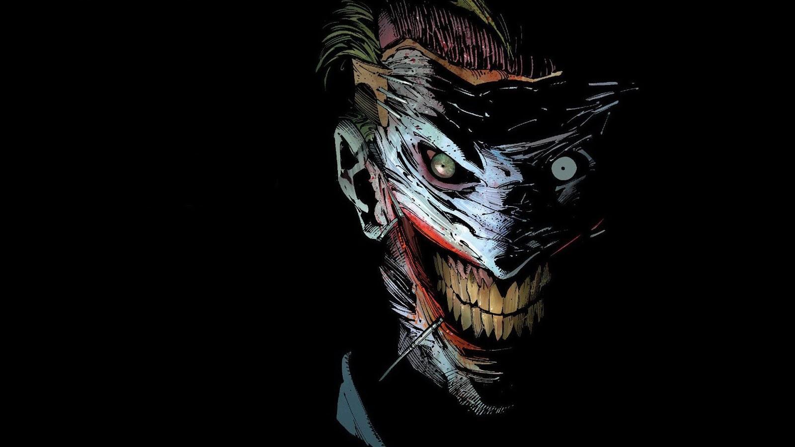 Download The Joker HD Wallpaper For Desktop and Mac 1600x900