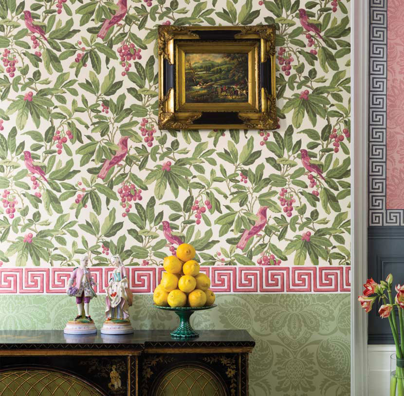 collection is available from downtown Torontos wallpaper store 830x813