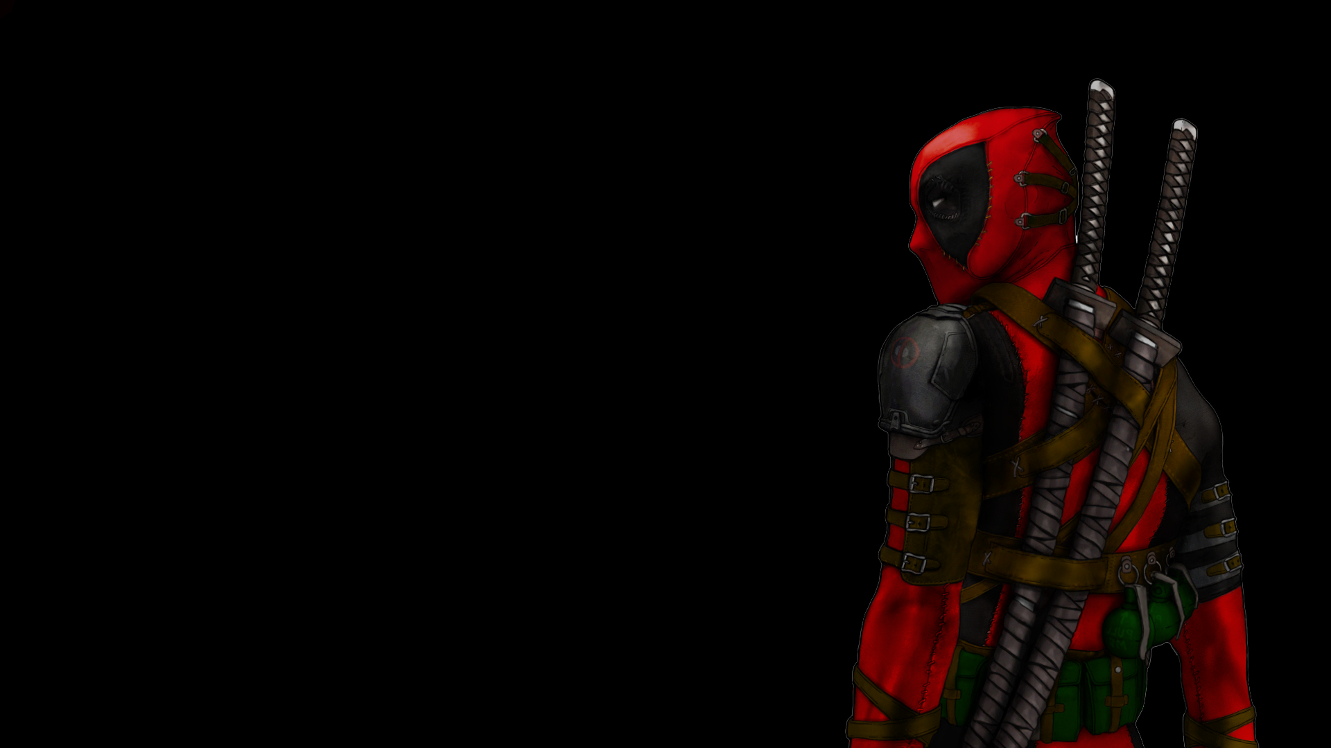 Deadpool Movie Wallpaper 1920x1080