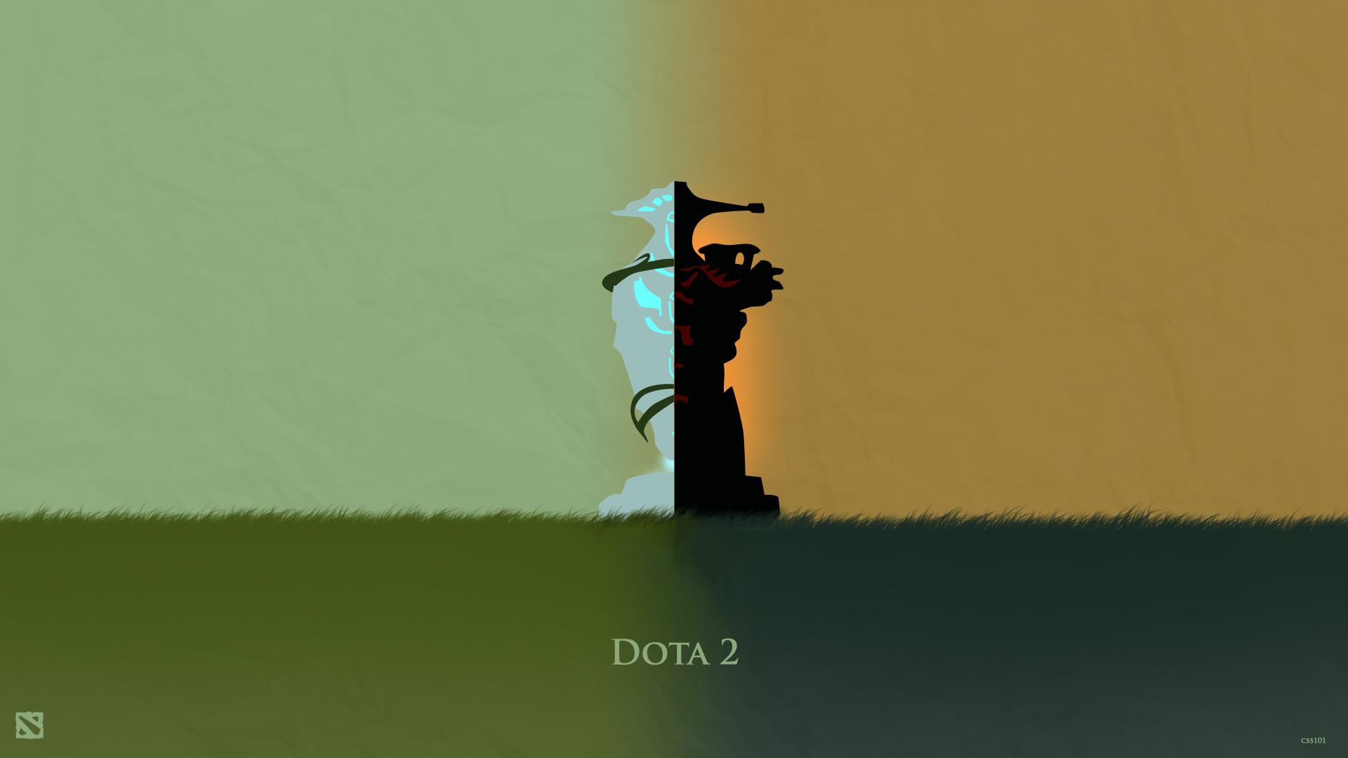 Dota 2 Wallpaper by css101 1920x1080