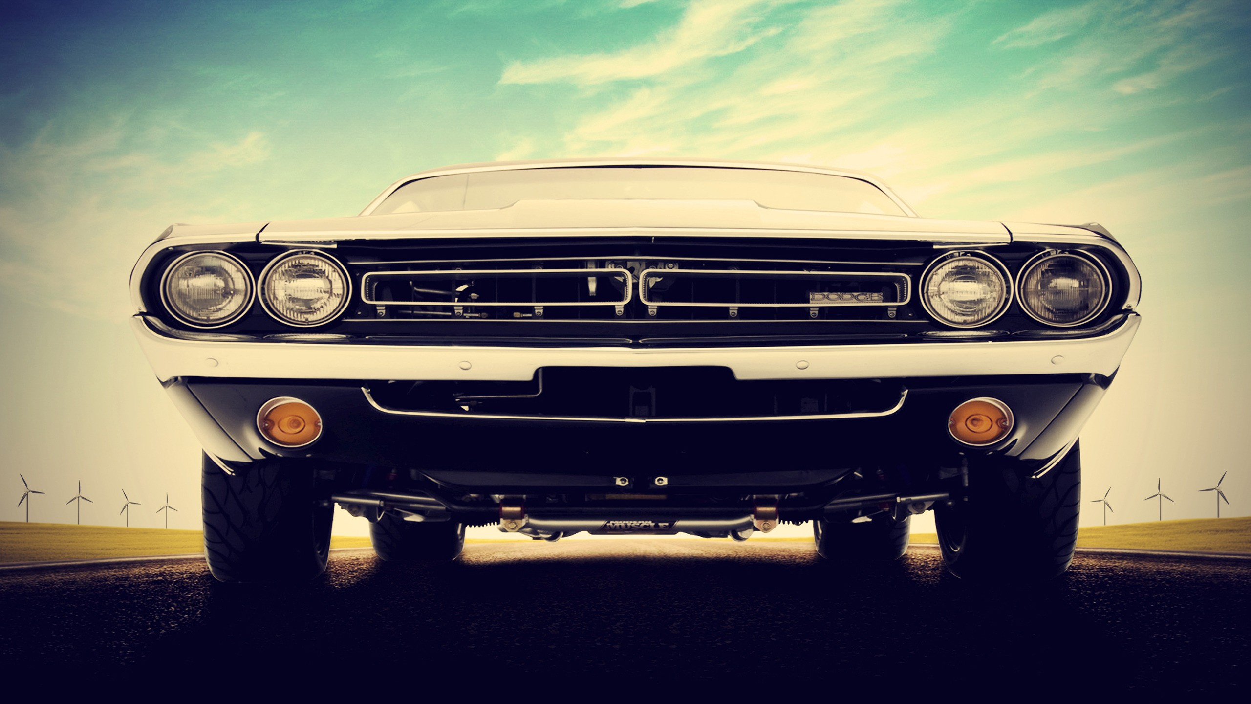 Download Muscle Car Wallpaper 2560x1440 73 Muscle Cars