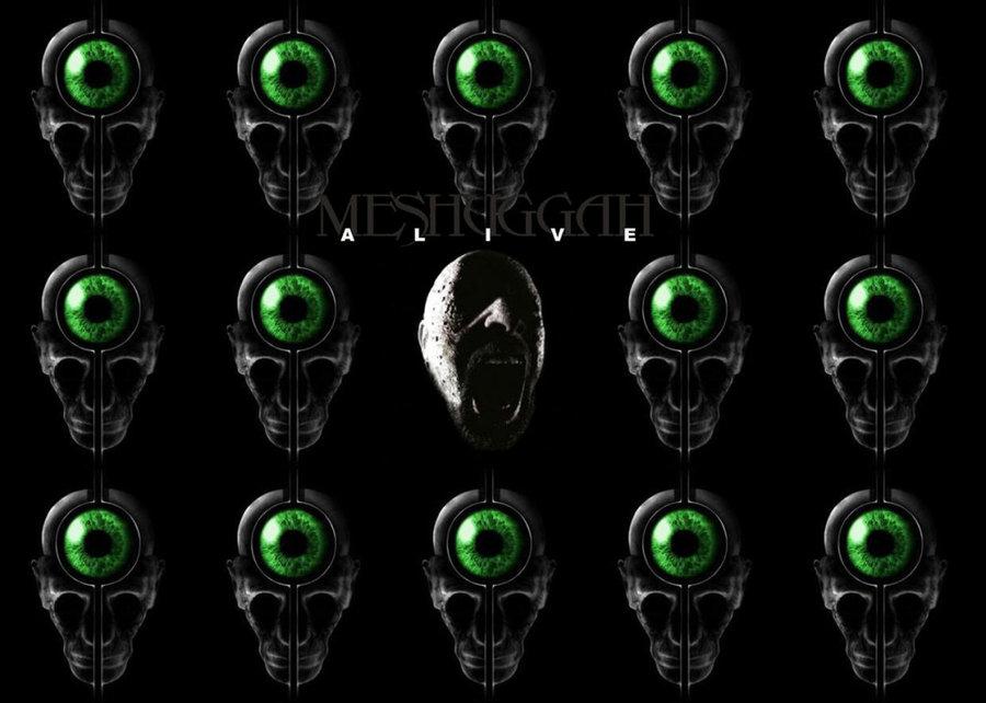 Meshuggah Wallpaper by MadaFaca 900x642