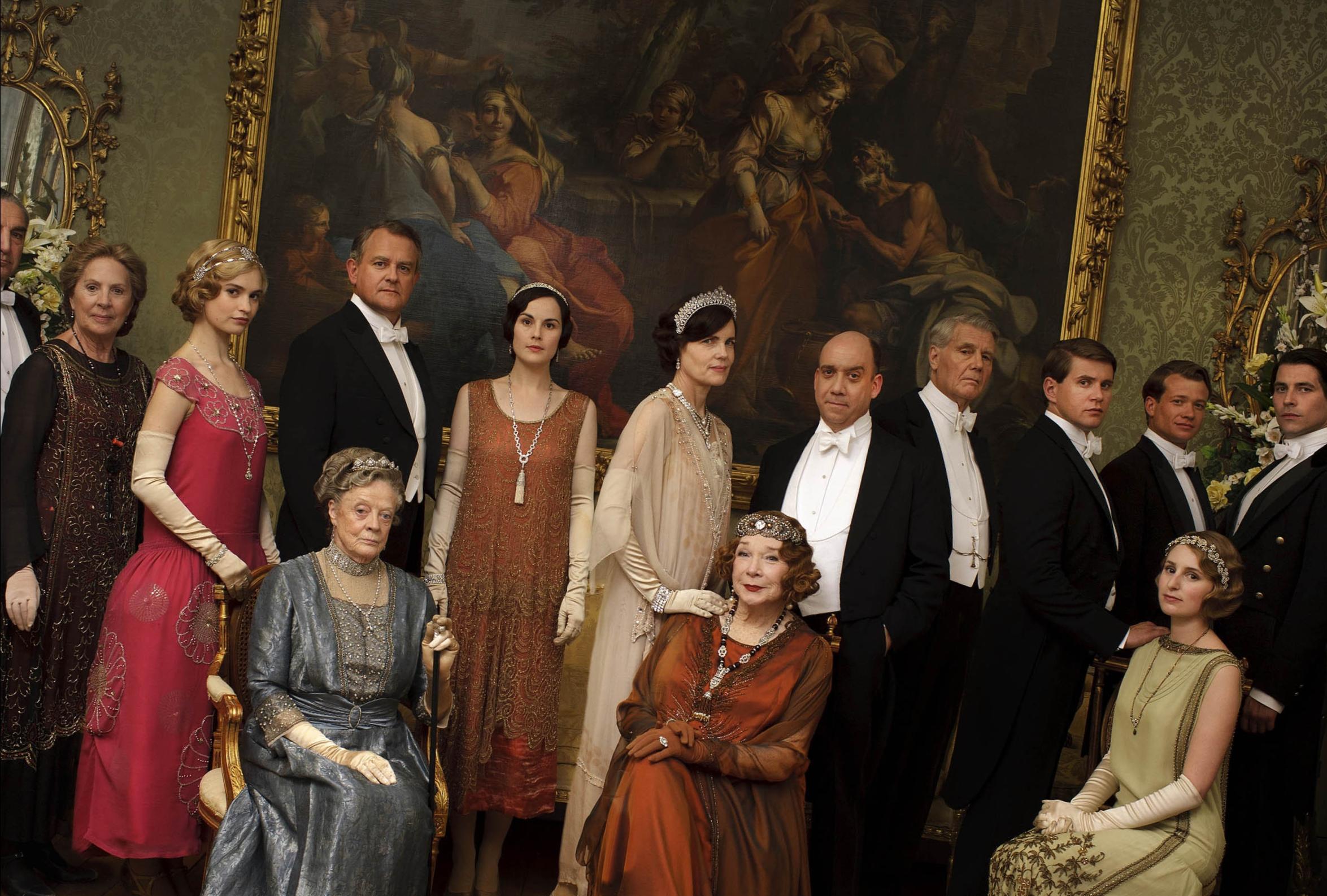 Downton Abbey Wallpapers HD 2349x1586