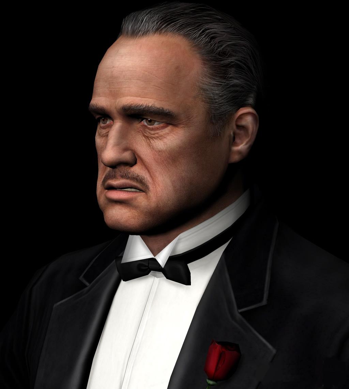Vito Corleone Vito Corleone 1024x1142