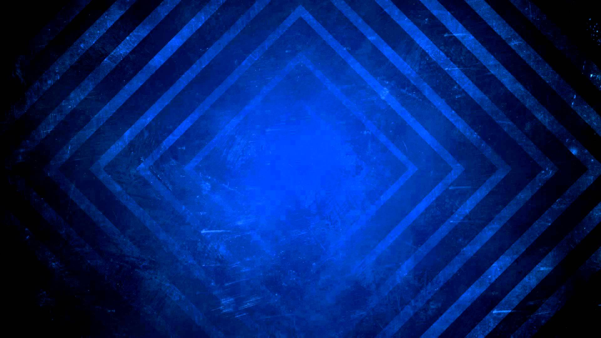 Blue Squares   HD Background Loop 1920x1080