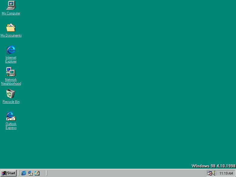 47 Windows 98 Plus Wallpaper On Wallpapersafari