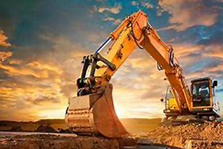 39 ] Excavator Background On WallpaperSafari