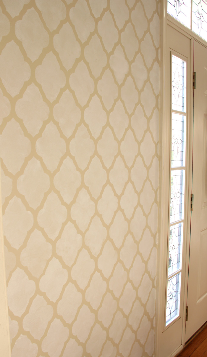 wallpaper that looks like stencils - photo #46