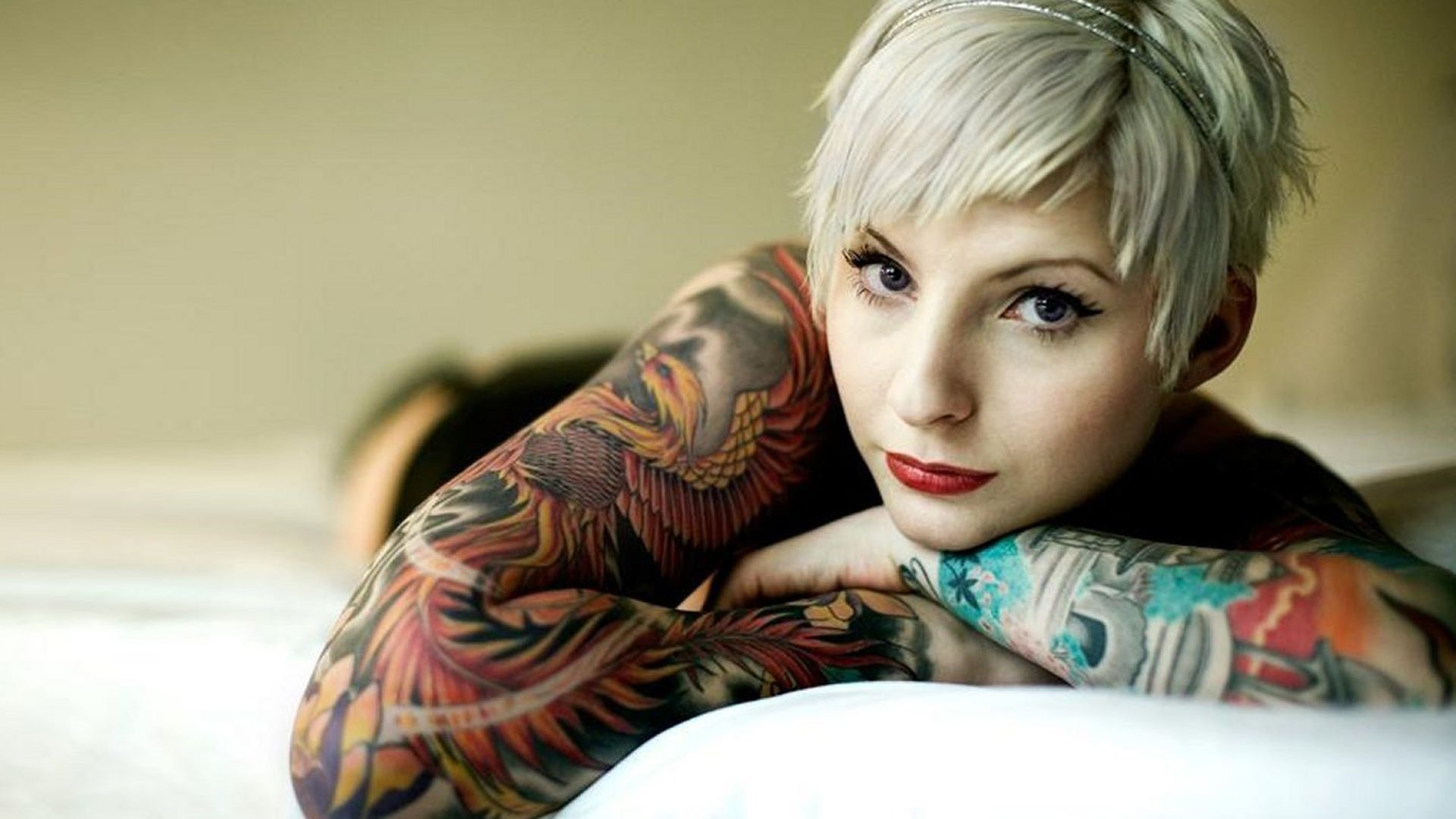 Tattooed Girl 19201080 wallpaper 78 1920x1080