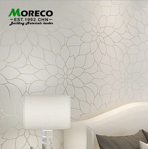 de parede 3d bedroom room glitter wallpaper wall paper tapete rolljpg 498x501