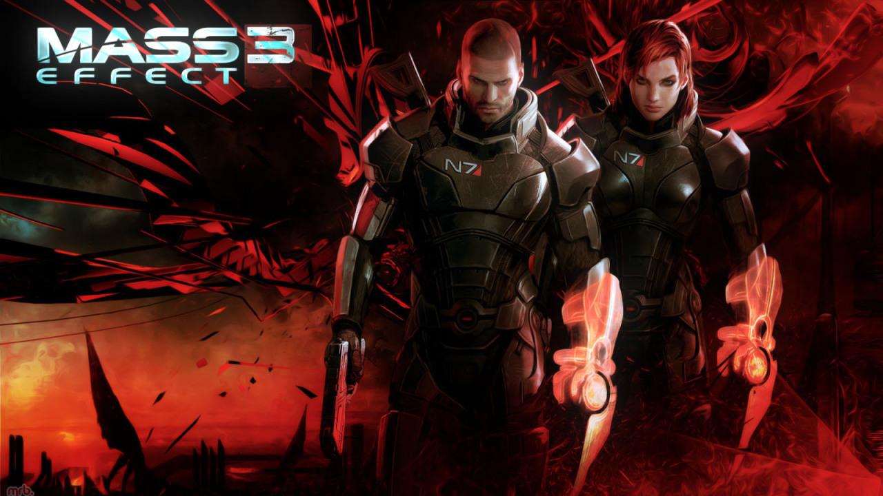 Mass Effect 3 HD Desktop Wallpapers and Photo Gallery 1280x720