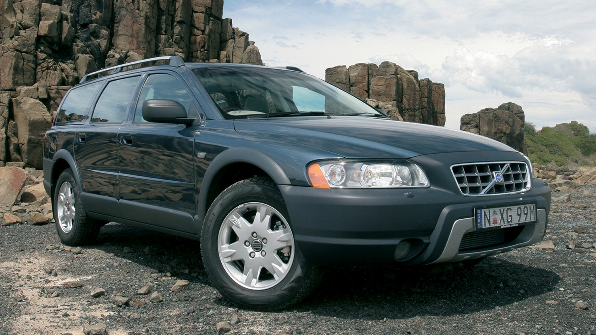 2004 Volvo XC70 AU   Wallpapers and HD Images Car Pixel 1920x1080
