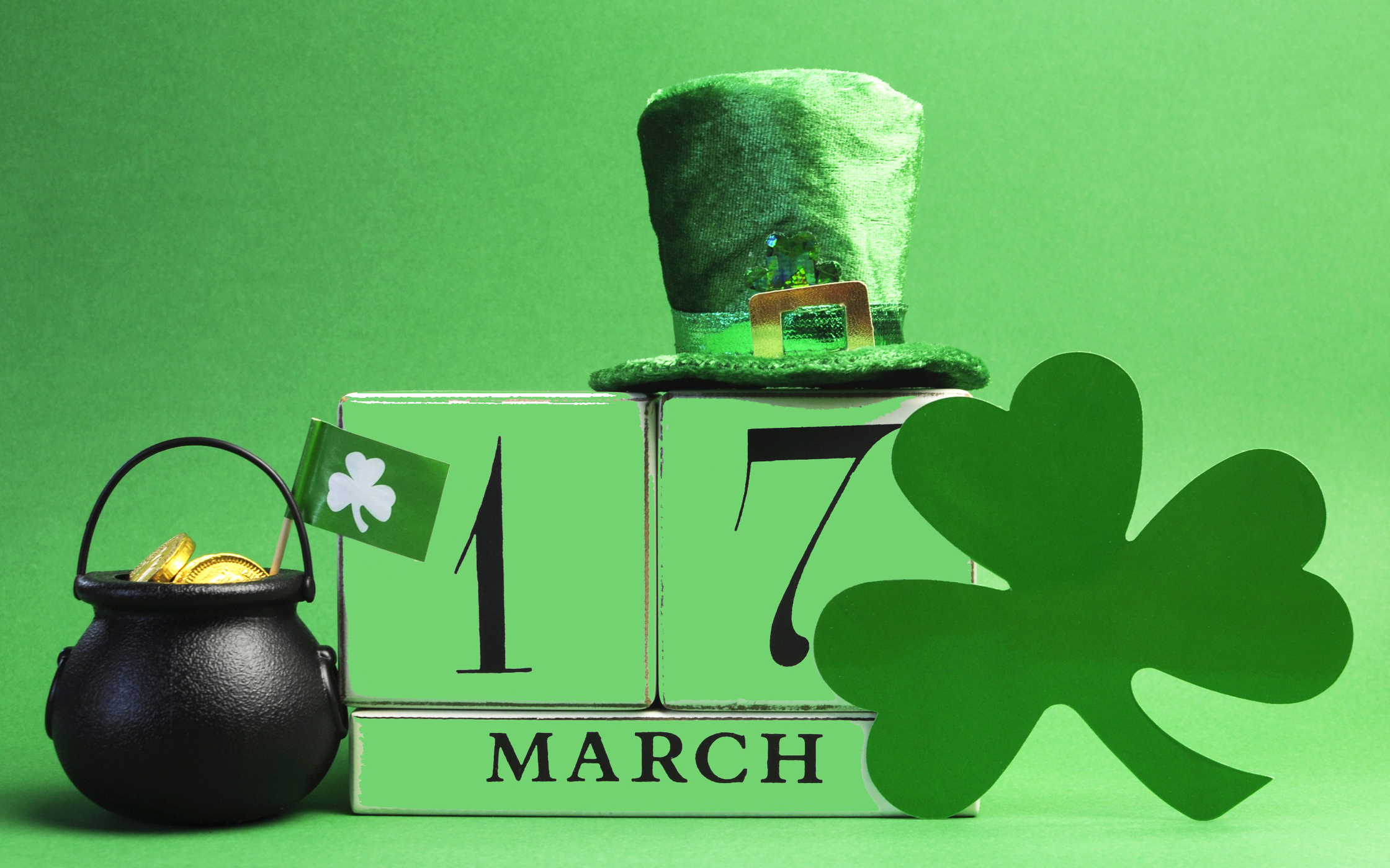 Download Happy St Patricks Day 17 March HD Wallpaper Search more 2240x1400