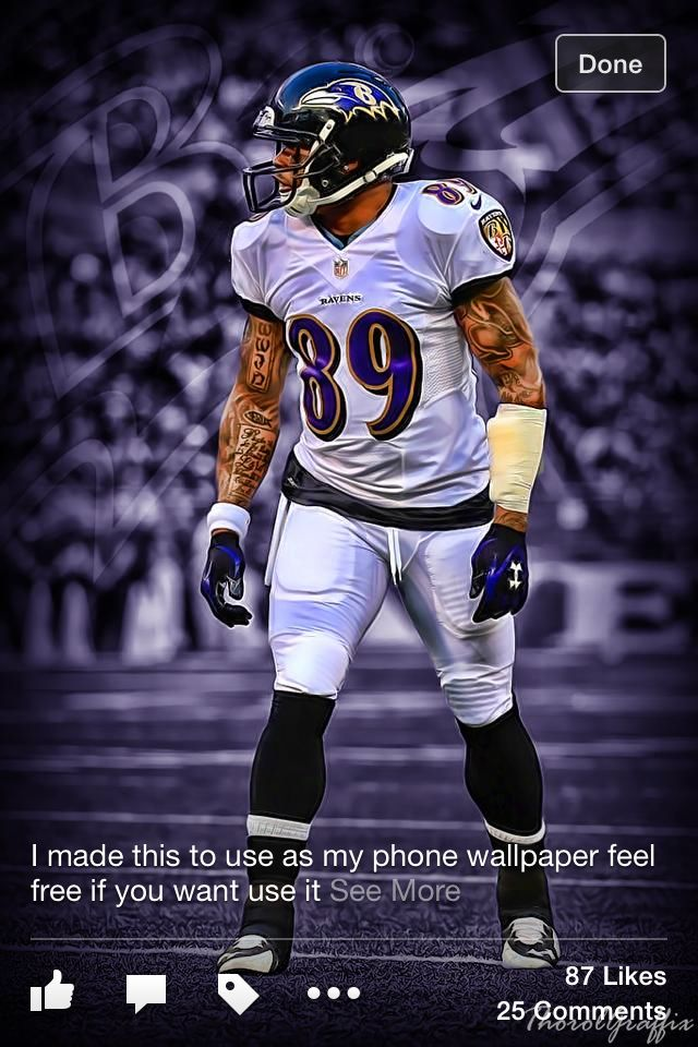 Steve Smith Sr BALTIMORE RAVENS Pinterest 640x960