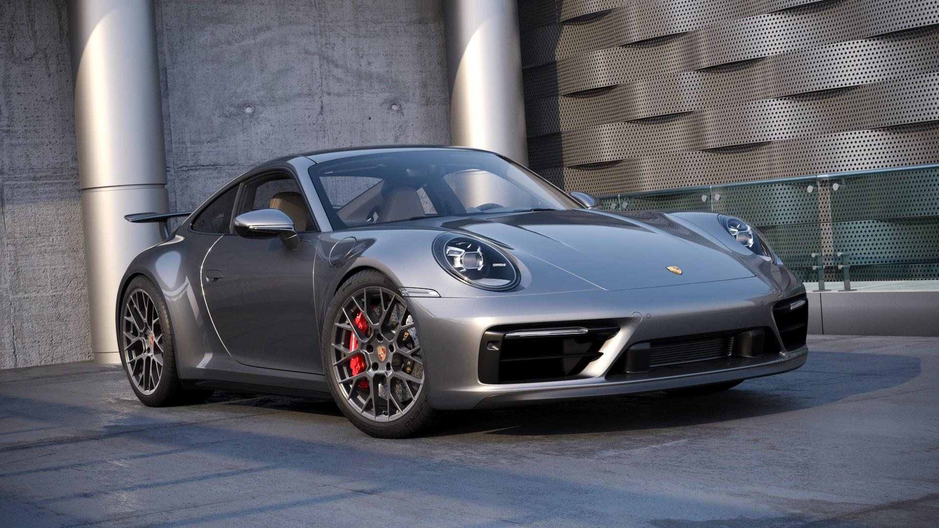 Vehicles Porsche 911 Carrera Porsche Car Porsche 911 Vehicle 1920x1080