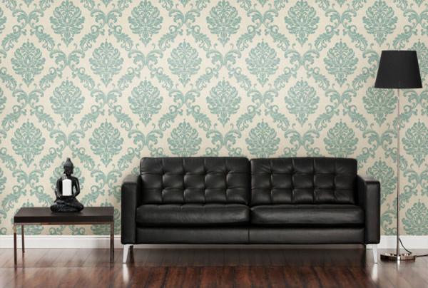 blue modern wallpaper wallpapersafari