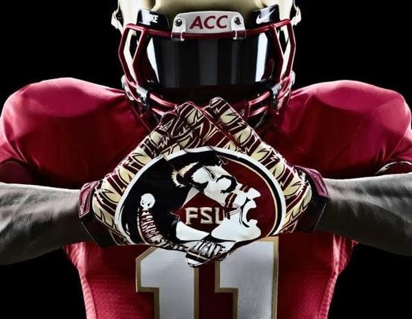 nike florida state seminoles fsu uniforms 2012 00jpg 600x464