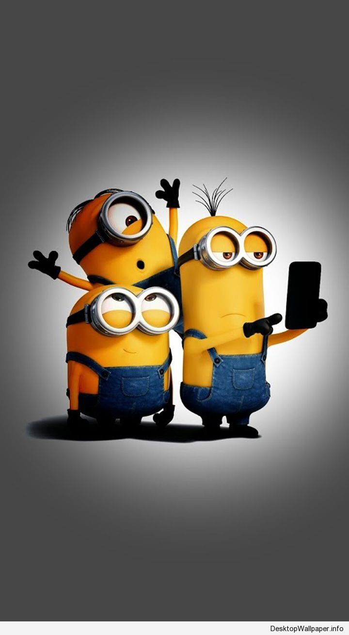 Pin by julia on HD Wallpapers in 2019 Minions Cute minions 720x1308