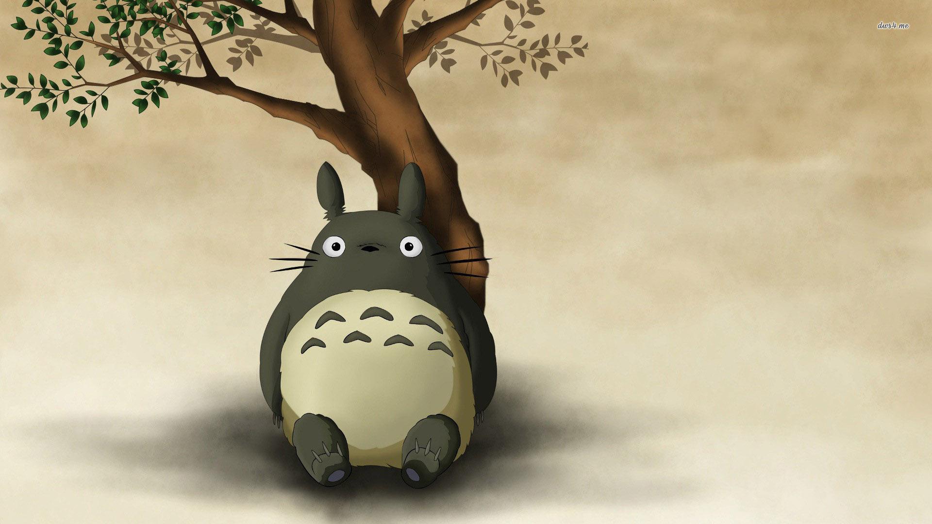 Totoro Wallpaper Hd - WallpaperSafari Hd Wallpaper 1920x1080 Rare