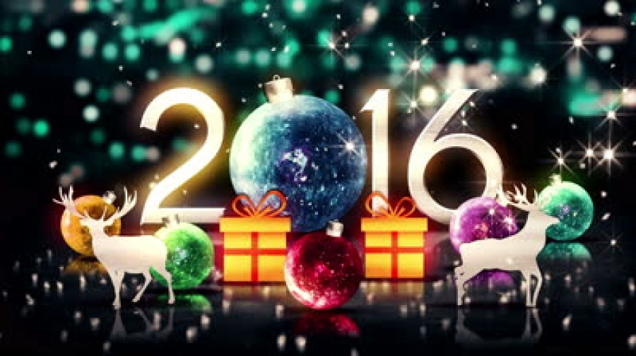 Happy New Year 2016 HD Wallpapers 900x504