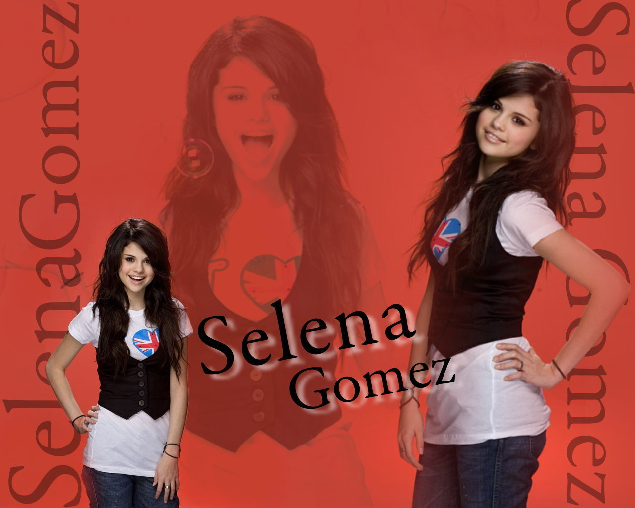 Selena Gomez Wallpaper   Selena Gomez Wallpaper 6591567 1280x1024